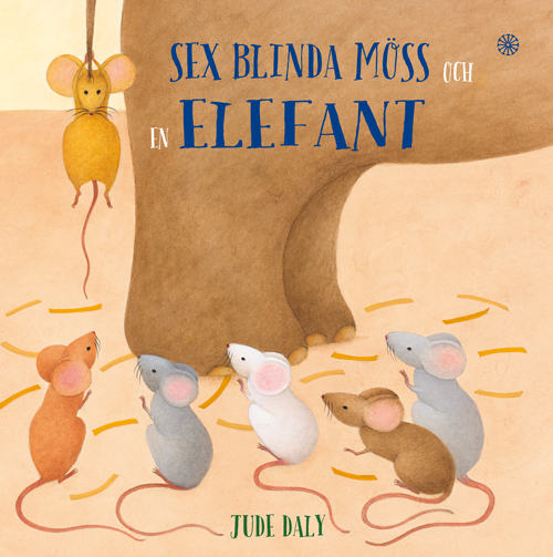 Sex blinda möss och en elefant